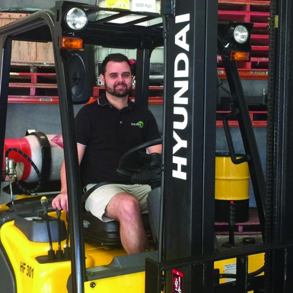 Forklift Training in Brisbane