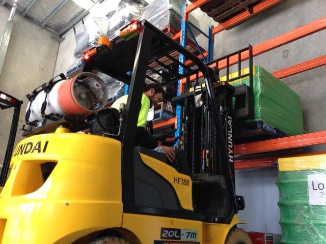 Payment Plan Forklift