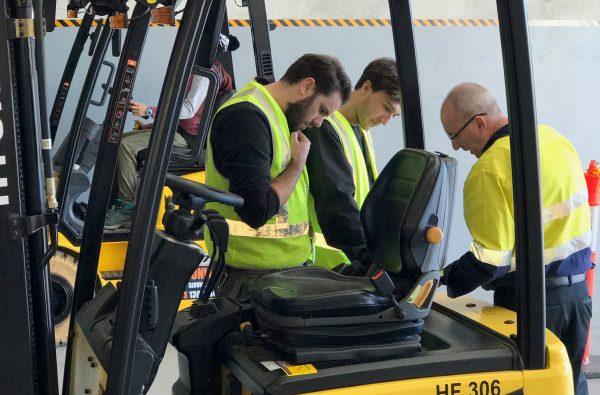 One Stop Training Forklift Brisbane