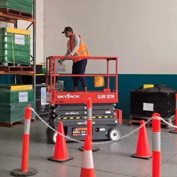 Brisbane Scissor Lift Training