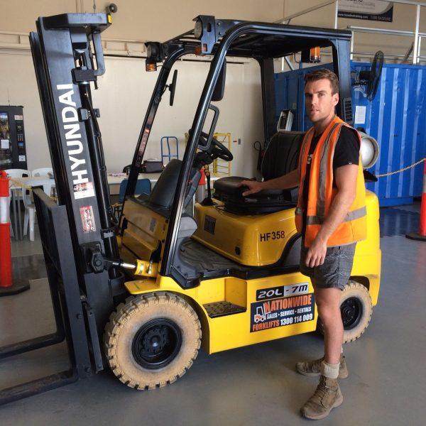 Brisbane Forklifts